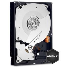 """Pevný disk 3,5"""" Western Digital Black 4TB (WD4005FZBX)"""