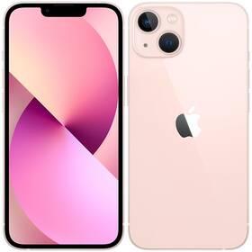 Mobilní telefon Apple iPhone 13 256GB Pink (MLQ83CN/A)