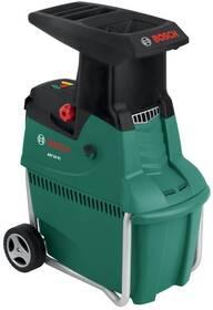 Drtič zahradního odpadu Bosch AXT 25 TC, zahradní černý/zelený