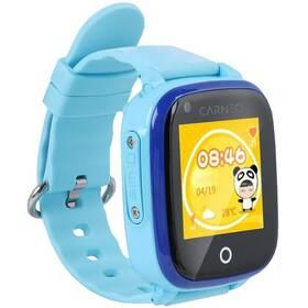 Chytré hodinky Carneo GuardKid+ 4G (8588007861135) modré