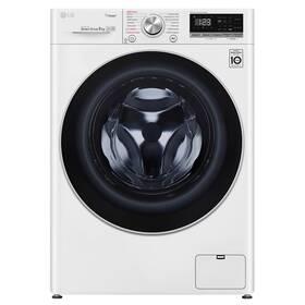 Pračka LG F4WN508S1 bílá