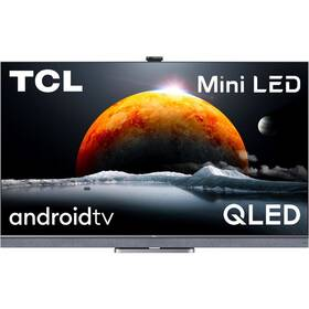 Televize TCL 65C825 stříbrná