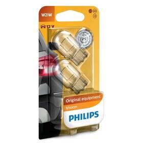 Autožárovka Philips Vision W21W, 2ks (12065B2)