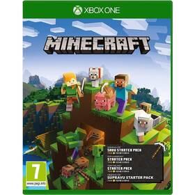 Hra Microsoft Xbox One Minecraft Starter Collection (44Z-00124)