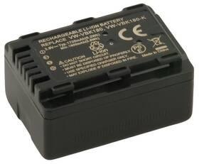 Baterie Avacom Panasonic VW-VBK180E-K Li-Ion 3.6V 1720mAh 6.2Wh