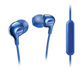 Sluchátka Philips SHE3555 (SHE3555BL/00) modrá