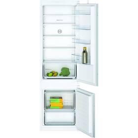Chladnička s mrazničkou Bosch Serie   2 KIV87NSF0 bílá