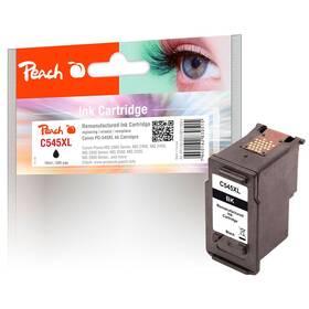 Inkoustová náplň Peach Canon PG-545XL, 585 stran, kompatibilní (319024) černá