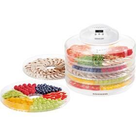 Sušička ovoce Sencor SFD 4235WH bílá