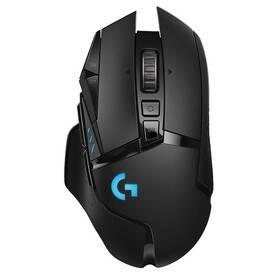 Myš Logitech Gaming G502 Lightspeed Wireless (910-005567) černá