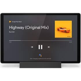 Dotykový tablet Lenovo Tab M10 Plus 128 GB + nabíjecí stanice - ZÁNOVNÍ - 12 měsíců záruka šedý