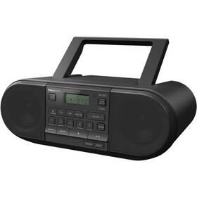 Radiopřijímač s CD Panasonic RX-D552E-K černý