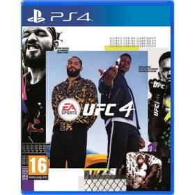 Hra EA PlayStation 4 UFC 4 (EAP407641)