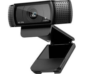 Webkamera Logitech HD Webcam C920 Pro (960-001055) černá