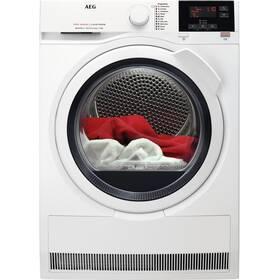 Sušička prádla AEG SensiDry® T7DEG47W bílá