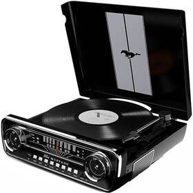 Gramofon ION Mustang LP černý