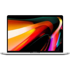 """Notebook Apple MacBook Pro 16"""" s Touch Bar 1 TB (2019) - Silver - ZÁNOVNÍ - 12 měsíců záruka"""