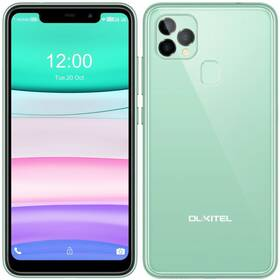 Mobilní telefon Oukitel C22 (84002462) zelený