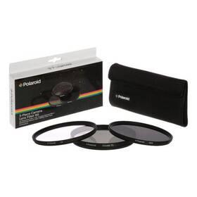 Filtr Polaroid 62mm (UV MC, CPL, ND9) set 3ks (PL3FILND62)