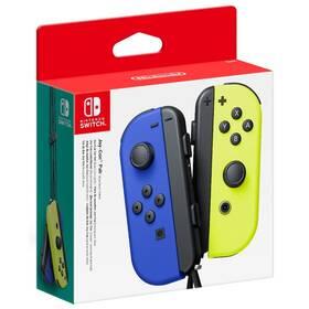 Gamepad Nintendo Joy-Con Pair Blue/Neon Yellow (NSP065)
