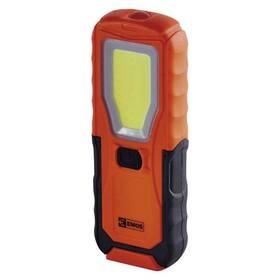 Svítilna EMOS 5 W COB LED + 0,5 W LED (1440214200)