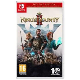Hra 1C Company Nintendo Switch King's Bounty II (4020628692155)