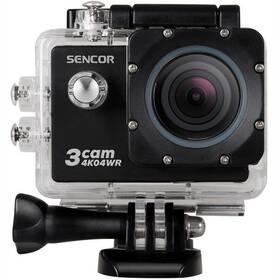 Outdoorová kamera Sencor 3CAM 4K04WR černá