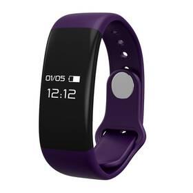 Fitness náramek CUBE 1 H30 (NEOSCUH30X053) fialový