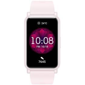 Fitness náramek Honor Watch ES (55026826) růžový