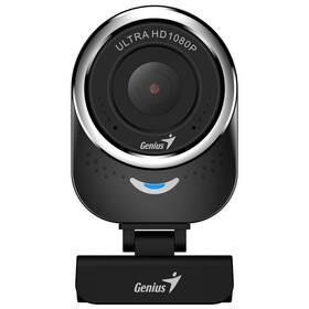 Webkamera Genius QCam 6000, Full HD (32200002407) černá