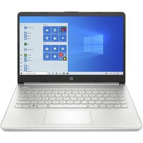 Notebook HP 14s-dq1002nc (1V2E3EA#BCM) stříbrný