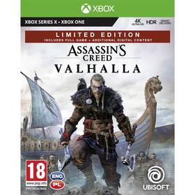 Hra Ubisoft Xbox One Assassin's Creed Valhalla Limited Ed. (USX300311)