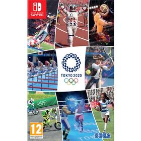 Hra Sega Nintendo Switch Olympic Games Tokyo 2020 - The Official Video Game (5055277037414)