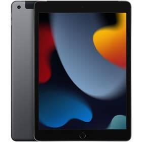 Dotykový tablet Apple iPad 10.2 (2021) Wi-Fi + Cellular 64GB - Space Grey (MK473FD/A)