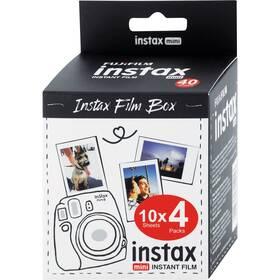 Instantní film Fujifilm Instax Mini film 4 pack (10x4) (70100111117)