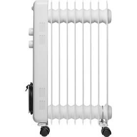 Olejový radiátor Sencor SOH 3209WH bílý