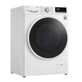Pračka se sušičkou LG F4DT408AIDD bílá