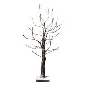 LED dekorace EMOS 96 LED vánoční stromek, 60 cm, 3x AA, vnitřní, teplá bílá, časovač (DCTW09)