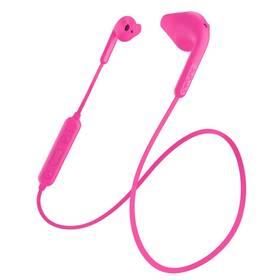 Sluchátka Defunc BT Earbud Basic Hybrid růžová