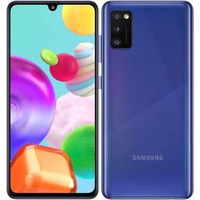 Mobilní telefon Samsung Galaxy A41 Dual SIM - ZÁNOVNÍ - 12 měsíců záruka modrý