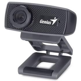 Webkamera Genius FaceCam 1000X V2 (32200003400) černá