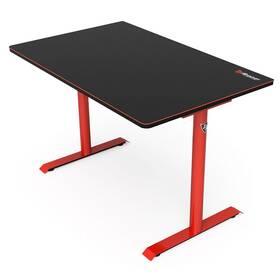 Herní stůl Arozzi Arena Leggero 114 x 72 cm (ARENA-LEGG-RED) černý/červený
