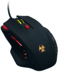 Myš Connect IT Biohazard (CI-191) černá