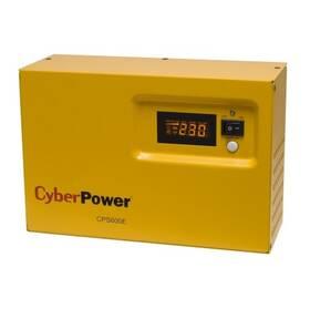 Záložní zdroj Cyber Power Systems Emergency Power System (EPS) 600VA/420W (CPS600E_1)