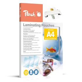 Laminovací fólie Peach A4 (216x303mm), 125mic, 25 ks (PPR525-02)