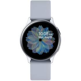Chytré hodinky Samsung Galaxy Watch Active2 40mm (SM-R830NZSAXEZ) stříbrné