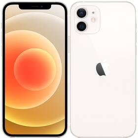 Mobilní telefon Apple iPhone 12 mini 128 GB - White - ZÁNOVNÍ - 12 měsíců záruka