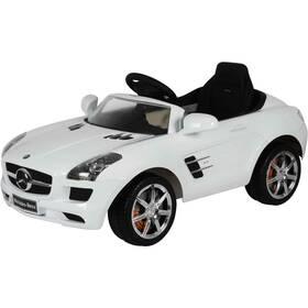 Elektrické autíčko Buddy Toys BEC 7110 Mercedes SLS bílý