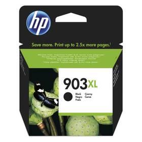 Inkoustová náplň HP 903XL, 825 stran (T6M15AE) černá