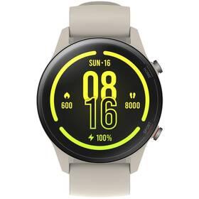 Chytré hodinky Xiaomi Mi Watch (30258) béžové